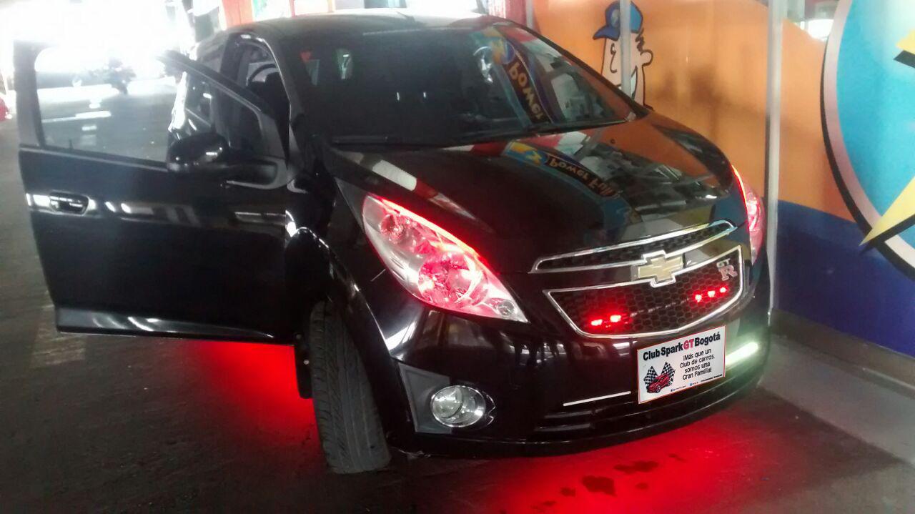 Chevrolet Spark Gt Los Carros Del Club Spark Gt Bogota