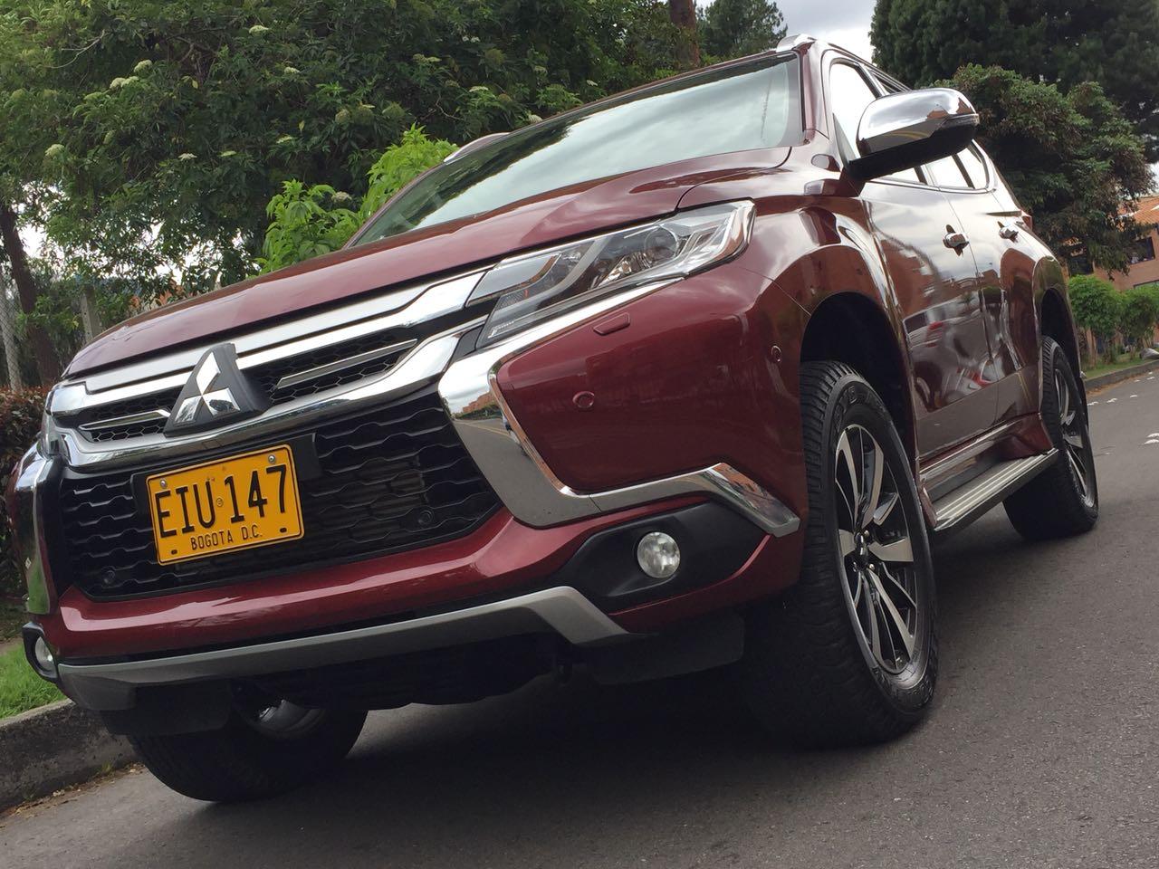 Mitsubishi Montero Sport Prueba De Consumo Placervial Com