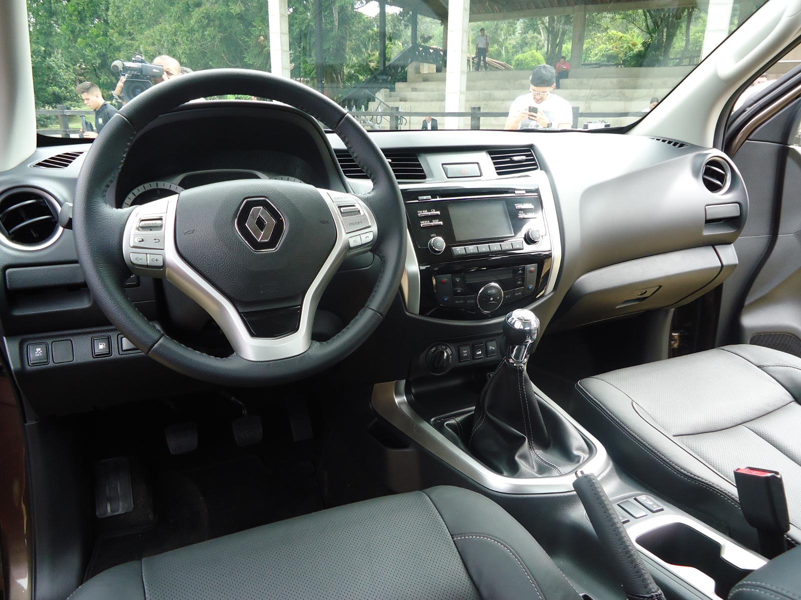 Renault Alaskan 2018 >> Renault Alaskan: La experiencia de manejarla | placervial.com