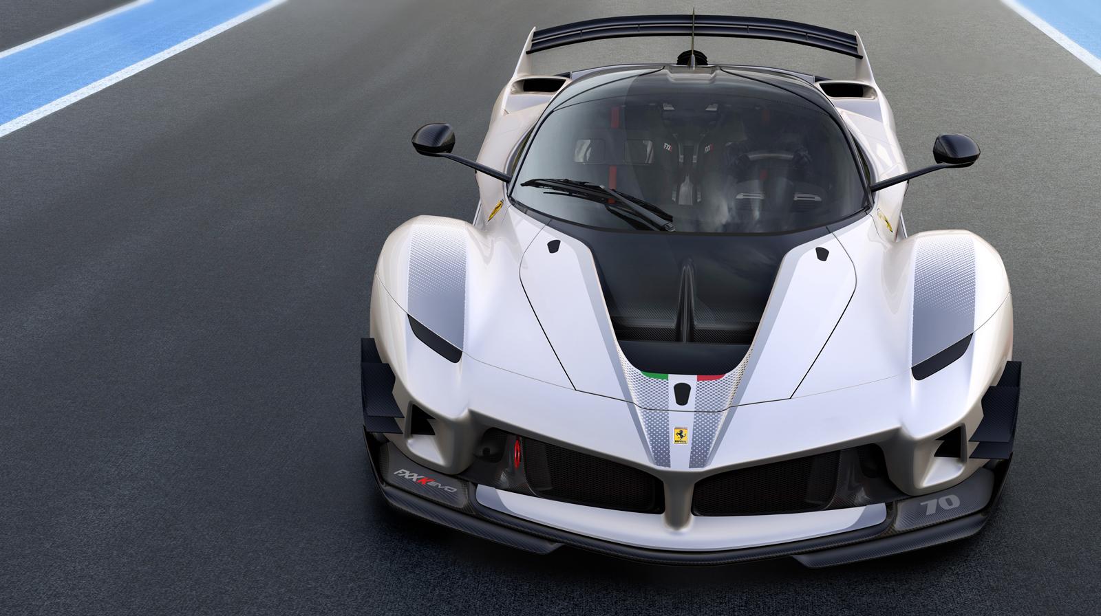 Ferrari Fxx K Evo Placervial Com
