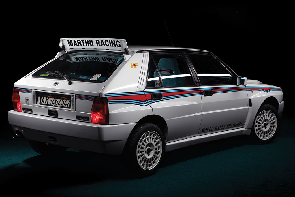 Carros Clásicos Lancia Delta Hf Integrale Evoluzione
