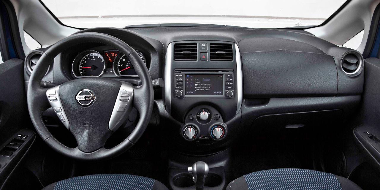Nissan Versa: Nuevo interior | placervial.com