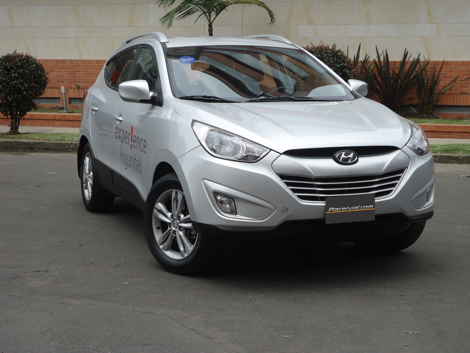 hyundai ix35 tucson prueba de consumo. Black Bedroom Furniture Sets. Home Design Ideas