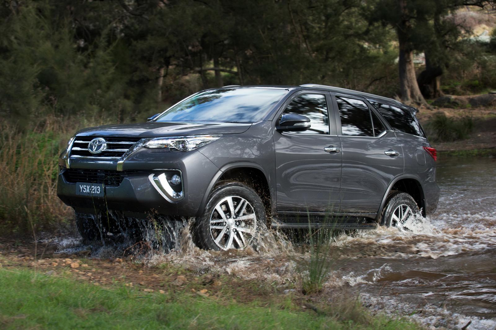 Toyota Fortuner 2016 Lanzamiento Mundial
