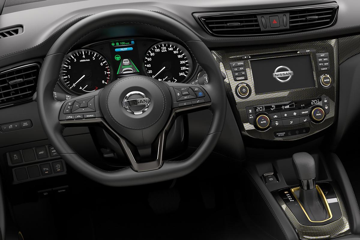 El carro del papá, una Nissan Qashqai | placervial.com