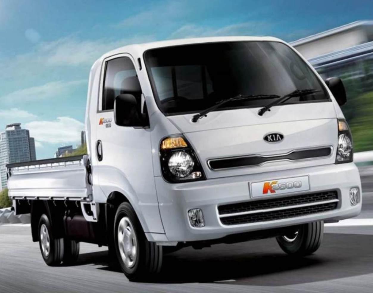 Kia K 2500: Camiones livianos   placervial.com