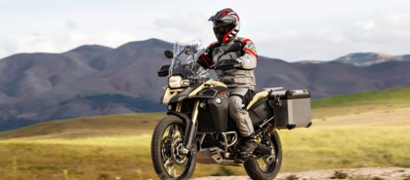 BMW F800GS Adventure en Placervial.com